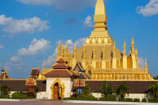 Tourist attractions in Vientiane